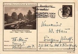 Gs.-Bildpostkarte Ansicht Mondorf (2) - 1940-1944 German Occupation