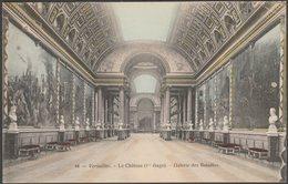 Galerie Des Batailles, Le Château, Versailles, Yvelines, C.1905-10 - PH Et Cie CPA - Versailles (Château)