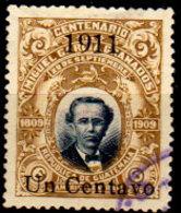 Guatemala-0064 - Emissione 1911 (o) Used - - Guatemala