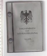 BOEK KL 1  - TASCHENBUCH FUR WEHRAUSBILDUNG HEER - Books