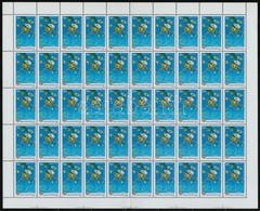 ** 1991 Európa CEPT 50 Sor Hajtott Teljes ívekben (50.000) - Stamps