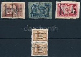 O 1950 - 1952 + 1960 Meghatalmazás + Érvényes Párok (33.000 - 66.000) - Stamps
