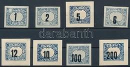 (*) 1903 8 Klf Portó Próbanyomat - Stamps