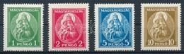 * 1932 Nagy Madonna Sor Szép Els? Falcos (*35.000) - Stamps