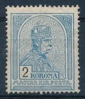 * 1913 Turul 2K Fekv? Vízjellel (26.000) - Stamps