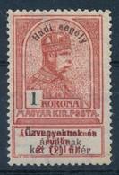 ** 1914 Hadisegély 1K (26.000) - Stamps
