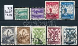 O 1933 Repül? Sor, Jó Min?ség (28.000) - Stamps