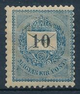 * 1899 10kr (20.000) - Stamps