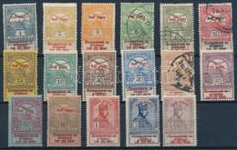 * O 1914 Hadisegély Sor (25.000) - Stamps