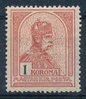 * 1906 Turul 1K (14.000) - Stamps