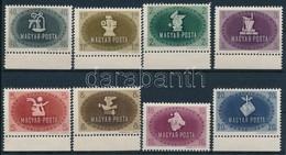 ** 1945 Szakszervezet Sor, A 8P Elfogazva (12.000) - Stamps