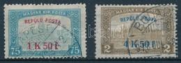 O 1918 Repül? Posta Sor (15.000) - Stamps