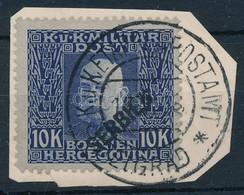 K.u.K. Feldpost Szerbia 1916  Forgalmi 10K (16.300) - Stamps