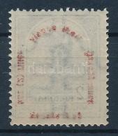 ** 1915 Hadisegély 2K A Felülnyomat Gépszínátnyomatával - Stamps
