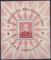 * 1934 LEHE Blokk (*15.000) - Stamps
