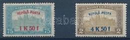 * 1918 Repül? Posta Sor (10.000) - Stamps