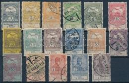 O 1913 Árvíz Sor  (14.000) (foghibák) - Stamps