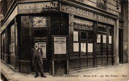 CPA PARIS 18e Société Générale 146, Rue Ordener (700010) - Arrondissement: 18
