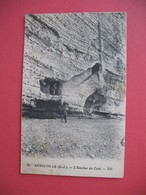 CPA   Bénouville  L'Escalier Du Curé - Unclassified