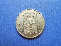NIEDERLANDE 25 Cent 1826 B Vorzüglich ! Wilhelm I (1815-1840) - 1815-1840: Willem I.