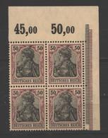 D.R.91II,Eck-VB,xx (5140) - Unused Stamps