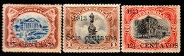 Guatemala-0067 - Emissione 1913 (+) Hinged - - Guatemala