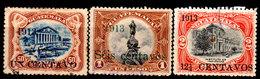 Guatemala-0068 - Emissione 1913 (o) Used - - Guatemala
