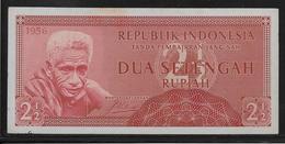 Indonésie - 2 1/2 Rupiah - Pick N°75 - SUP - Indonesia