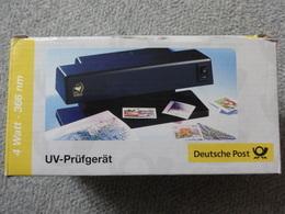 Js_ UV - Prügerät - Gebraucht Used - Lampes UV