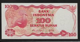 Indonésie - 100 Rupiah - Pick N°122a Gravé - NEUF - Indonesia
