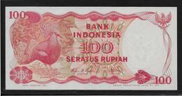 Indonésie - 100 Rupiah - Pick N°122b Litho - NEUF - Indonésie