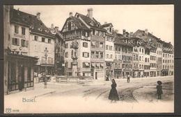 Carte P ( Suisse / Bâle ) - BS Bâle-Ville
