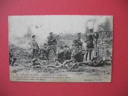 CPA   1914-1918  Bataille De La Marne - Guerra 1914-18