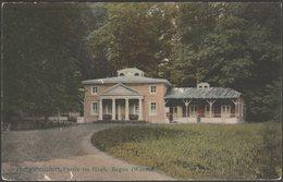 Partie Im Fürstliche Bagno (Wache), Burgsteinfurt, 1907 - Husmann AK - Steinfurt