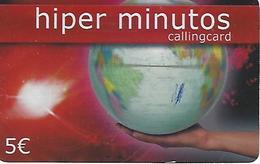 Hiper Minutos Prepaid Callingcard - Portugal - Portugal