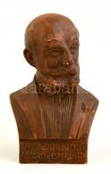 Jelzés Nélkül: Dr. L.L. Zamenhof. Kerámia, Apró Máz Hibával, M:18 Cm - Ceramics & Pottery