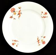 Zsolnay Art Deco Tál, Matricás, Jelzett, Kopott, D:30 Cm - Ceramics & Pottery