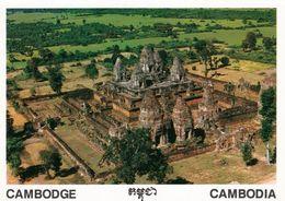 1 AK Cambodia Kambodscha * Der Tempel Pre Rup - Bei Der Stadt Siem Reap - Der Bedeutendste Angkortempel Des 10. Jh. - Cambodia