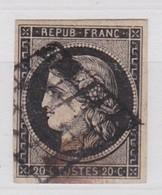 FRANCE YT N° 3 - 1849-1850 Ceres