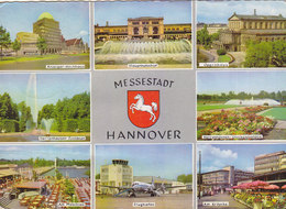 Airport Hannover 1966 - Aerodrome