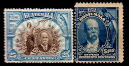 Guatemala-0072 - Emissione 1917-1918 (sg) NG - - Guatemala