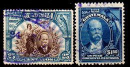 Guatemala-0073 - Emissione 1917-1918 (o) Used - - Guatemala