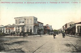 ** T2 Izmir, Smyrne; Karsiyaka / Cordelio District, L. Foirou's Shop - Unclassified