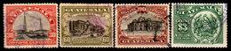 Guatemala-0075 - Emissione 1918-19 (o) Used - - Guatemala