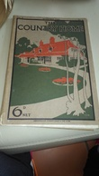 THE  COUNTRY  HOME  NOVEMBER  1904 ,,,,, Beaucoup De Documents,,,,, Tres Jolie  Revue - Livres, BD, Revues