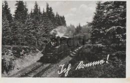 Germany - Dampfzug - Steam Train - Trenes