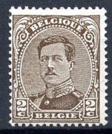 BE   136A   XX   ---   Type II - 1915-1920 Albert I