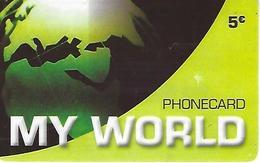 My World Prepaid Phonecard - Portugal - Portugal