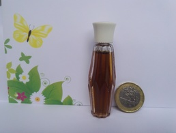 Miniature Parfum  Houbiguant  Chantilly - Miniatures Anciennes (jusque 1960)