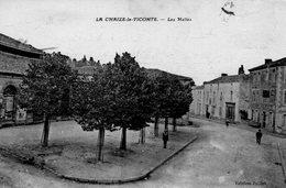 La Chaize Le Vicomte : Les Halles - La Chaize Le Vicomte